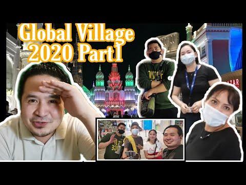 Global Village 2020   Mastervin Channel