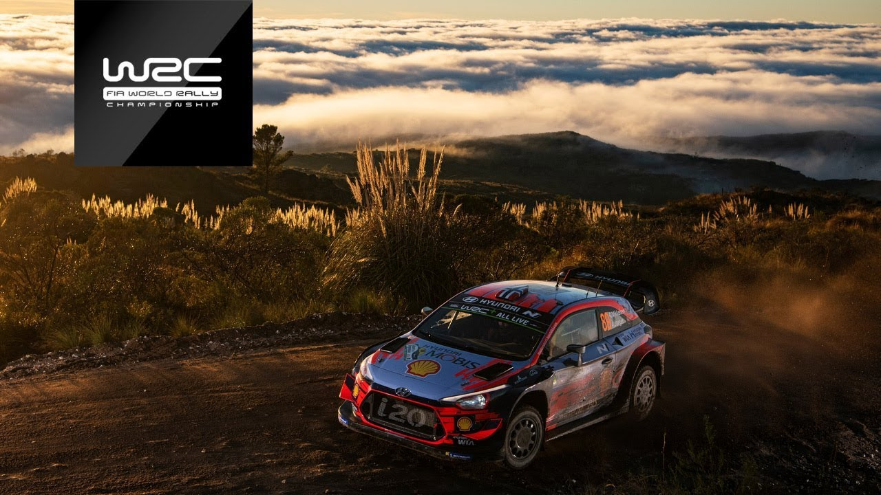 Calendario Wrc 2019.Wrc Xion Rally Argentina 2019 Highlights Stages 16 17
