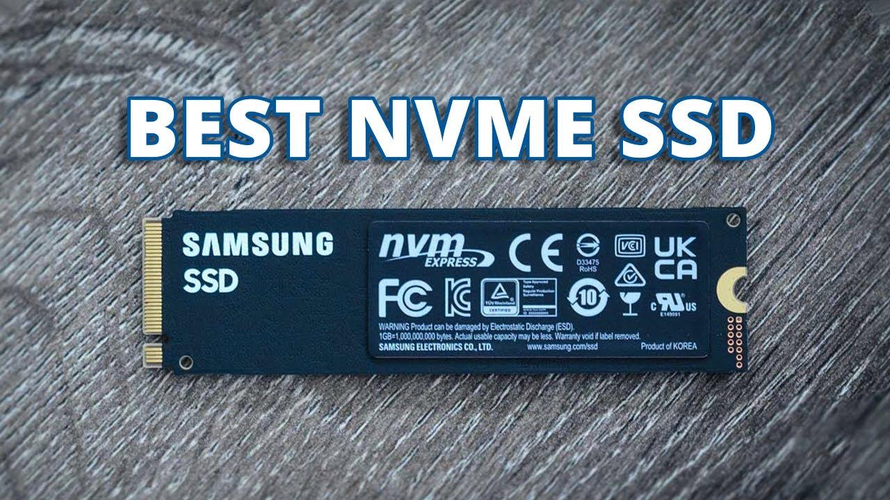 Download Top 5 Best NVMe SSD of 2021