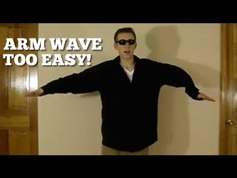 BEST Dance Tutorial Lesson - WAVING | How To Arm Wave