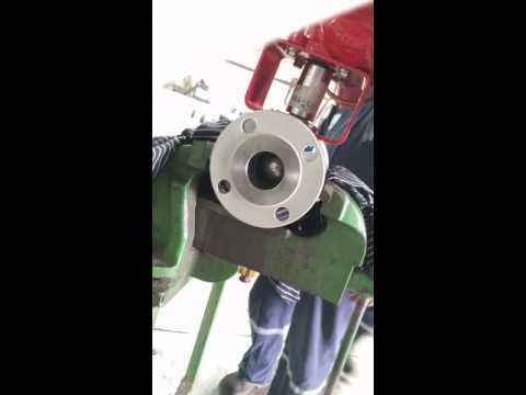 Shutdown valve Functional Testing