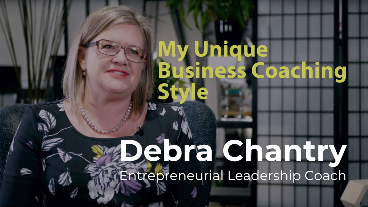 My unique Business Coaching Style