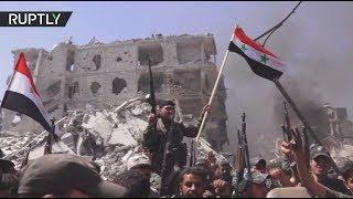 Сирийская армия ликвидировала последний оплот ИГ в Дамаске