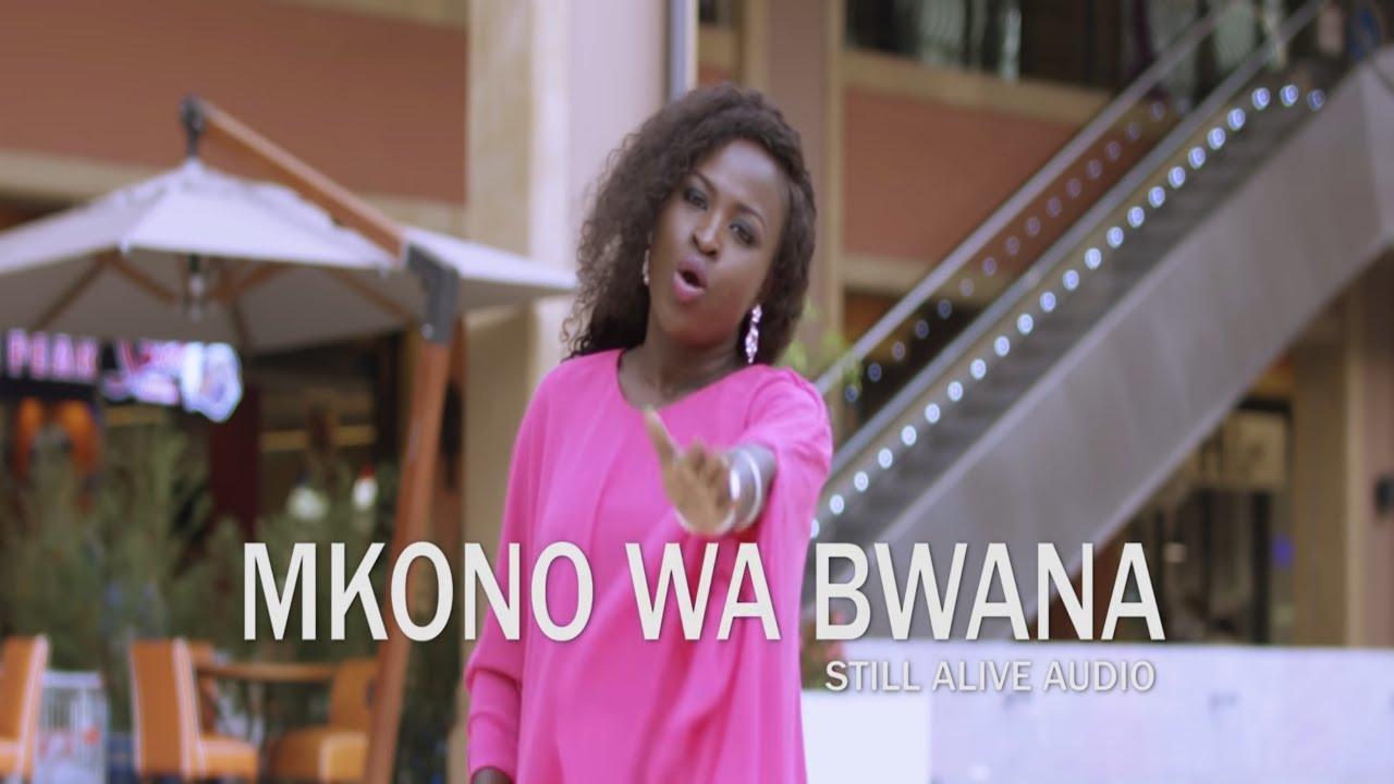 Download MERCY MASIKA - MKONO WA BWANA (OFFICIAL VIDEO)