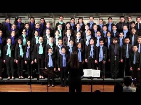 Rhythm of Life - SAB - HKIS Middle School Choir - Concert #1, 21 April 2016