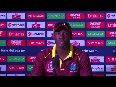 CWCQ : West Indies - Rovman Powell  Post match press confere