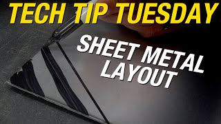 TECH TIP TUESDAY! How to Get Crisp Lines for Cutting Metal or Bead Rolling - Eastwood