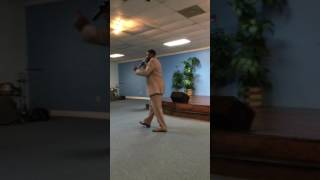 getting rid of the spirit of python part 2 apostle daniel l akins a more sure word