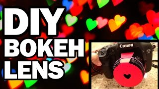 DIY Bokeh Lens - Man Vs. Pin #41 thumbnail