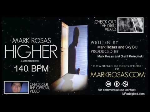 Higher (Official Studio Acapella) by Mark Rosas