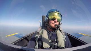 Robert Irvine Flies with the Blue Angels (FULL FLIGHT)