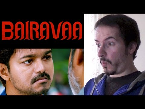 BAIRAVAA - Official Trailer REACTION &...