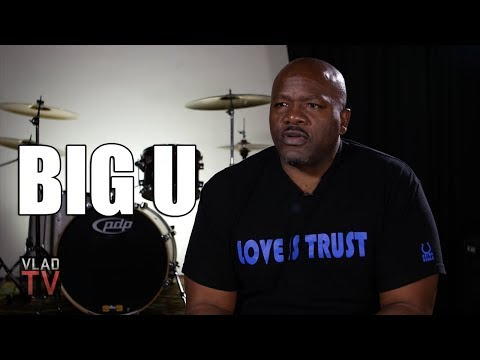 Big U on How the Rollin 60's Crips Formed, Never Actually Joined Himself