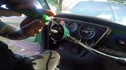 1972 Chevy C 20 Steering column disassembly pt.1
