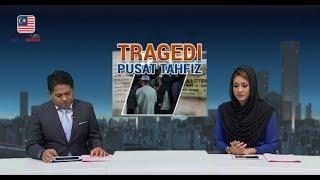 Pembaca Berita TV3 Sebak Ketika Membacakan Berita Surat Terakhir Pelajar Tahfiz