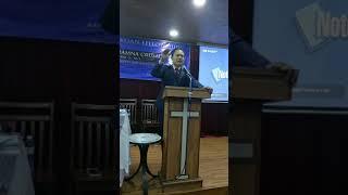"(Mizo Sermon) Speaker : Joseph Zaihmingthanga ""KOHHRAN"""
