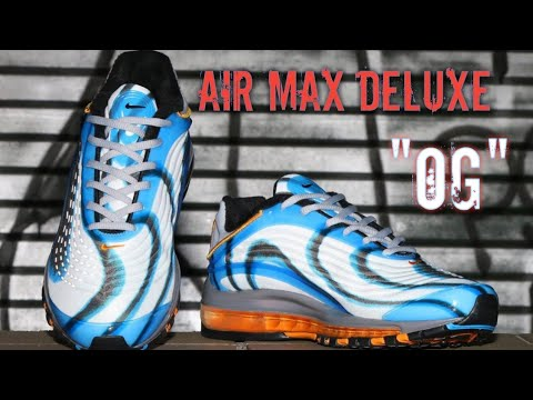 save off d93b8 7085b AIR MAX DELUXE
