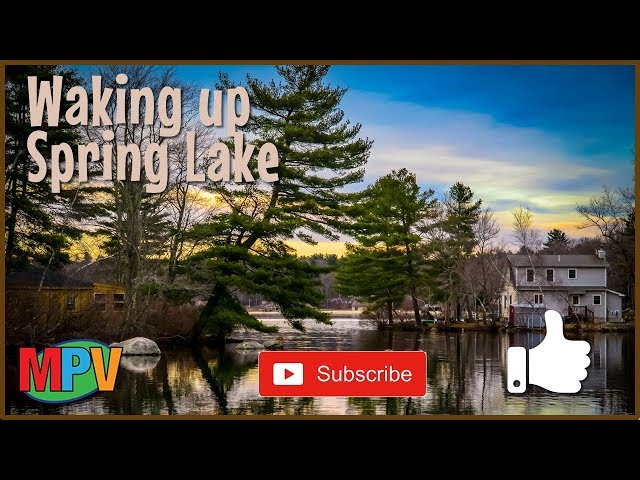 Waking up Spring Lake (3.25.19) #1249
