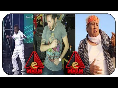 SI TE RÍES PIERDES NIVEL: WFT  ( ͡° ͜ʖ ͡°) | Videos Random SDLG 2017