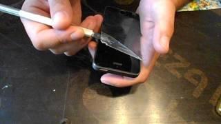 видео Как быстро и дешево решить проблему с разбитым сенсором телефона