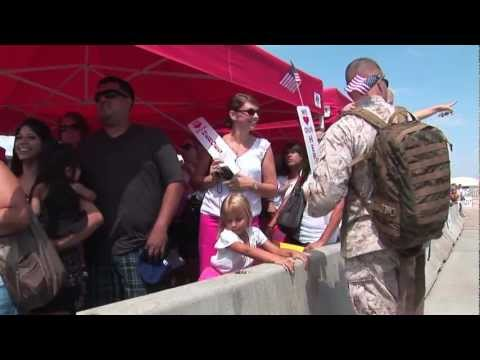 Third Marine Aircraft Wing Returns Home
