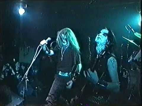 Satyricon - Walk The Path Of Sorrow ( Live In Vosselaar )