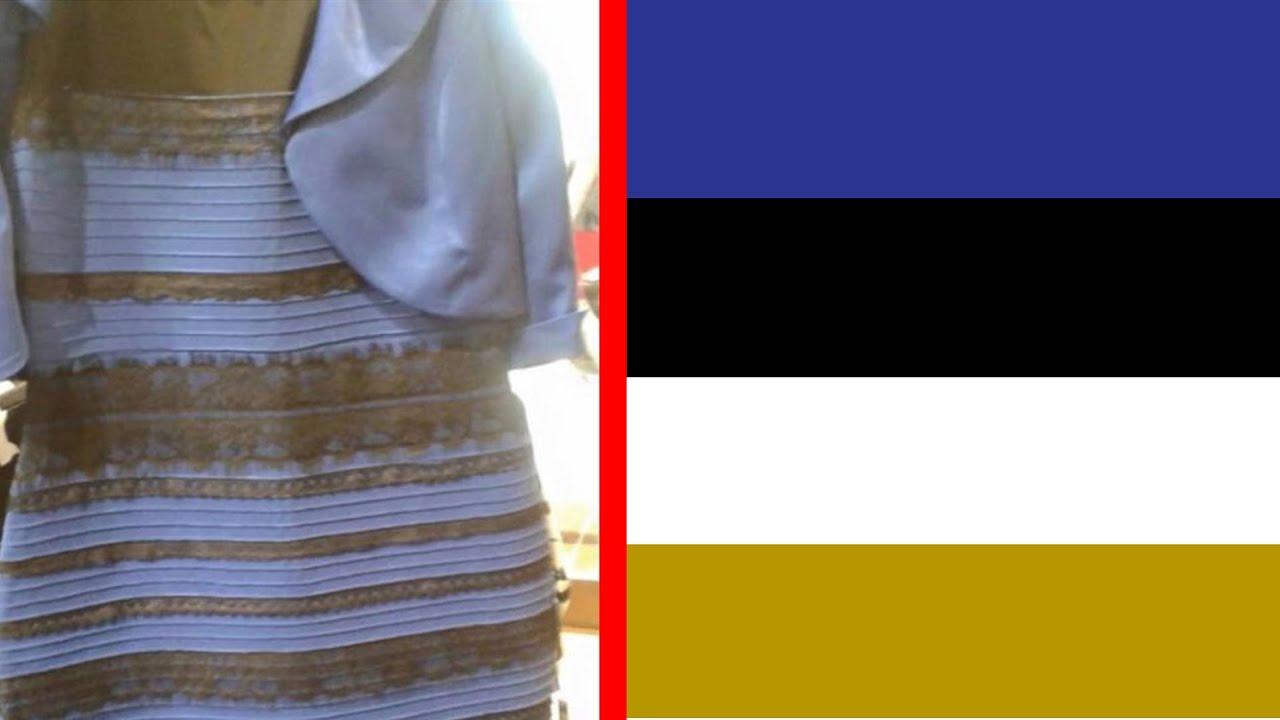 Vestito bianco e oro perche