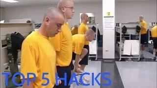 My Top 5 Navy Bootcamp Hacks -JTsuits