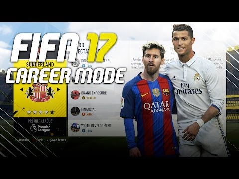 Can Messi & Ronaldo Save The Worst Team In The League From Relegation?! - FIFA 17 Career Mode