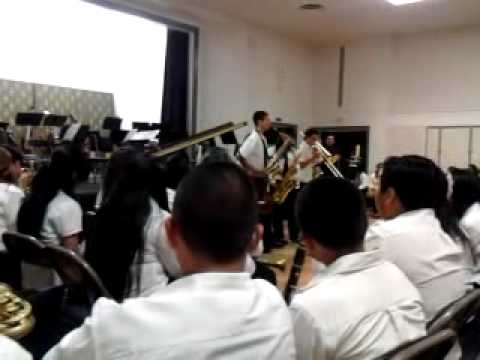 Pacoima Middle school:Spring Concert 2012