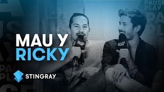 Mau y Ricky Entrevista | Stingray PausePlay