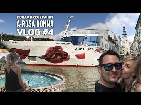 Donau Kreuzfahrt mit A-Rosa - Vlog #4: Uriges Bratislava