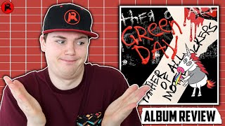 Gambar cover Green Day - Father Of All... | Album Review