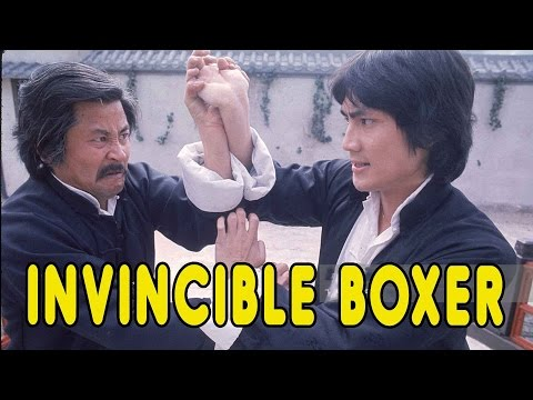 Wu Tang Collection -  Rare Kung Fu Classic - Invincible Boxer