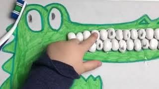 Учимся чистить зубы поделки своими руками видео для детей