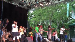 "Tye Tribbett ""Son Of Man (Bless The Lord)"" (LIVE Performance at Summerstage-NYC)"