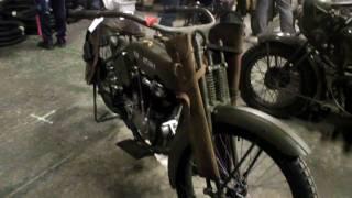 1918 Harley Davidson type J , 1000 cc