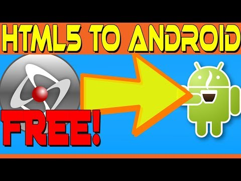 How To Convert HTML5 Games Into Android Games - For FREE!