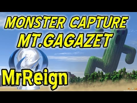 Final Fantasy X HD Remaster - Monster Capture Guide - MT. Gagazet
