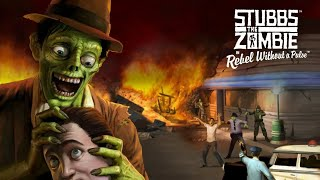 Xbox Longplay [041] Stubbs The Zombie in Rebel Without a Pulse