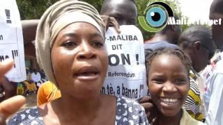 Mali : Elle est étudiante et dit NON à la reforme constitutionnelle. Voici ses raisons