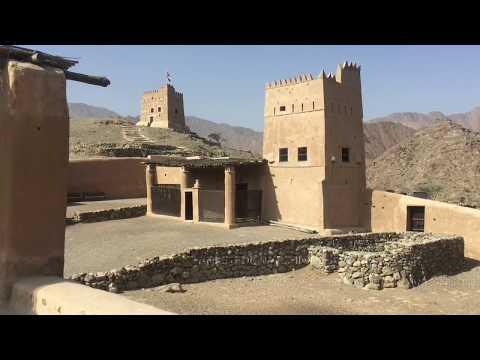 Al Hayl Castle I Fujairah I Dubai I UAE I Week End Trip!!
