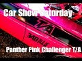 Panther Pink 1970 Challenger T/A Clone Car Show Mankato Kansas