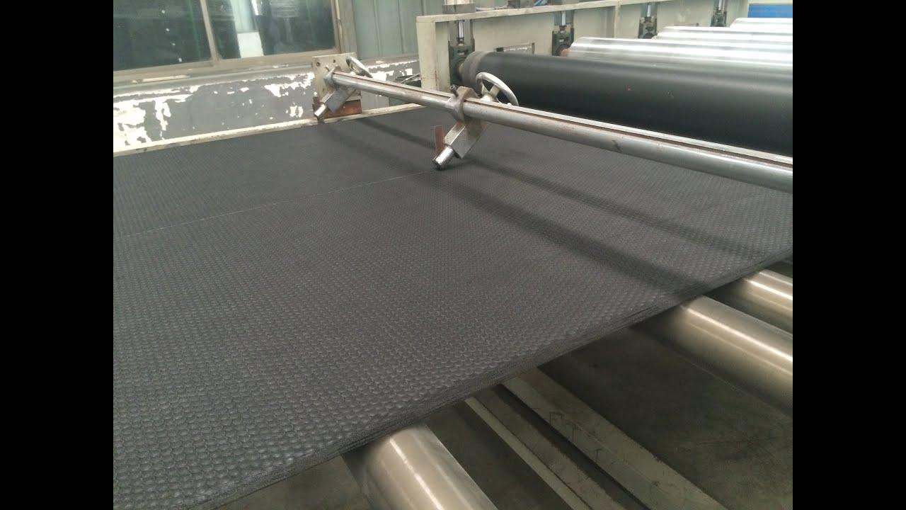 Pp Pvc Honeycomb Plate Extrusion Machine Pp Pvc Honeycomb