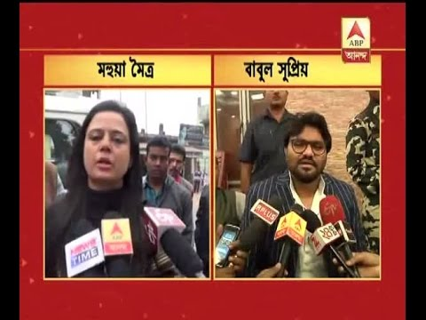 Height of conflict: Babul Supriyo's counter notice to Mahua