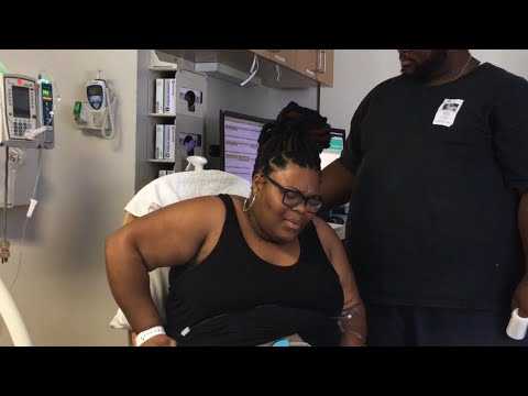 Failed Epidural! My Natural Labor And Delivery Vlog!
