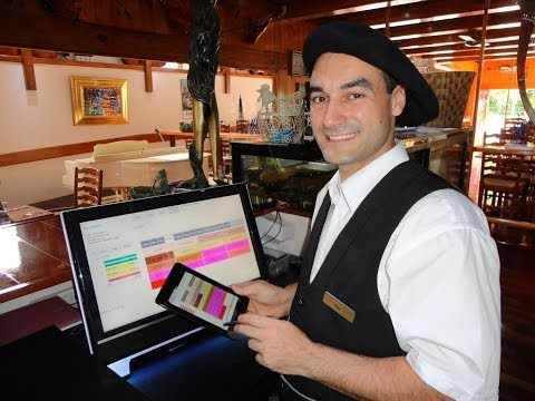 How the Best Restaurants use Tablet Ordering Systems.