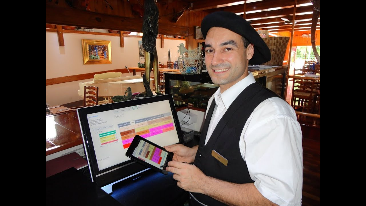 Restaurant Kitchen Order System how the best restaurants use tablet ordering systems. - youtube