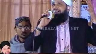 AMINA BIBI KE GULSHAN ME-OWAIS RAZA QADRI-MEMON CHOWK(24-01-2012)