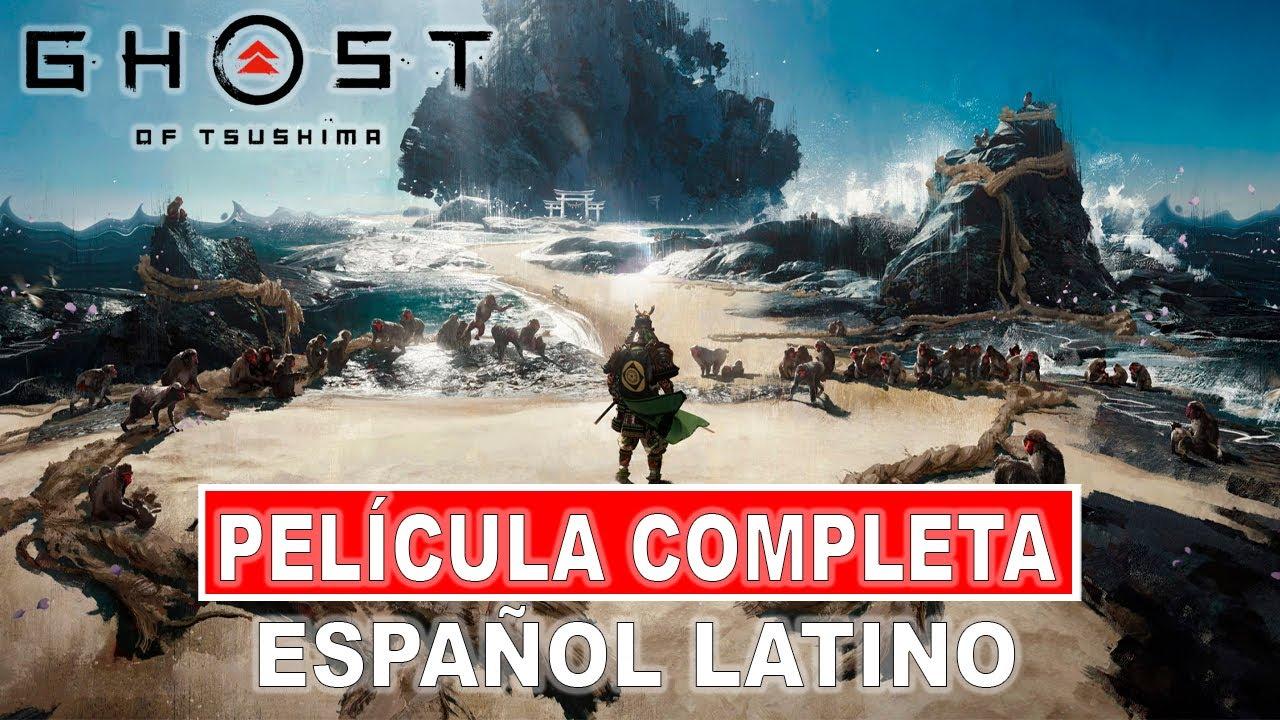 Download Ghost of Tsushima Iki Island | Película Completa en Español Latino | Todas las Cinemáticas - PS5